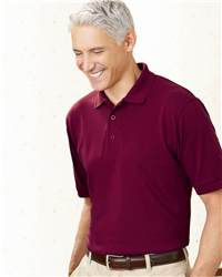 FeatherLite 0330 Short Sleeve Platinum Pique Sport Shirt