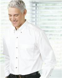 FeatherLite 3281 Long Sleeve Stain Resistant Twill Shirt