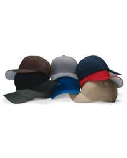 Flexfit 6377 Structured Brushed Twill Cap