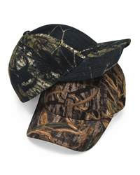 Flexfit 6999Y Mossy Oak Youth Camouflage Cap