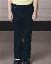 French Toast K9127 Girls' Flat Front Twill Pants