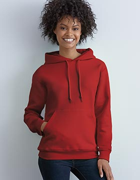 Fruit of the Loom 82130R Supercotton Pullover Hooded Sweatshirt