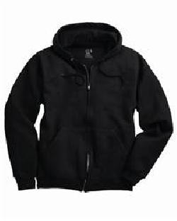 Fruit of the Loom 82230R Supercotton Full-Zip Hooded ...