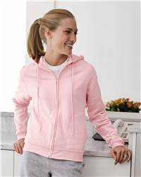 Fruit of the Loom L16230R Ladies' Full-Zip Hooded Sweatshirt