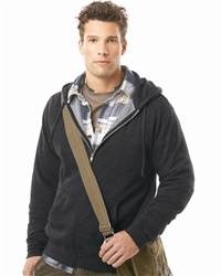 Independent Trading Co. AFX4000Z Full-Zip Hooded Sweatshirt