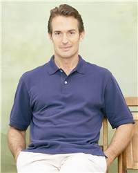 IZOD 13Z0059 Pima Pique Sport Sleeve Sport Shirt