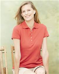 IZOD 13Z0091 Ladies' Classic Pique Sport Shirt
