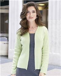 Jockey 58040 Ladies' Full-Zip Cardigan