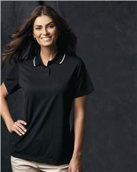 Munsingwear 77300 Ladies' Ultimate Anti-Stain Tipped Sport Shirt