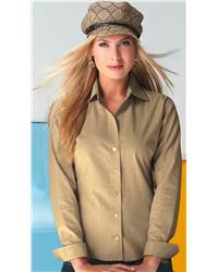 Nyne NLS6143 Ladies' COOLMAX Rip-Stop Shirt