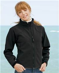 Oobe SM504 Ladies' Summit Jacket with DuPont Hytrel film