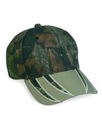 Outdoor Cap CLW300 Bear Claw Camo Cap