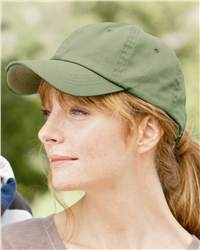 Outdoor Cap ORG600L Ladies' Organic Cotton Cap