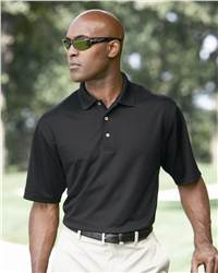 PGA Tour Z940 Horizontal Texture Performance Sport Shirt