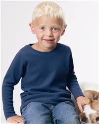 Rabbit Skins 3166 Toddler Long Sleeve Thermal T-Shirt