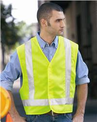 Red Kap Industrial VYV6 High Visibility Safety Vest