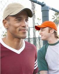 Sportsman Cap 2100 Twill Sandwich Cap