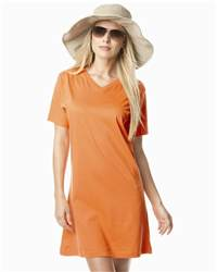 L.A.T Sportswear 3575 Ladies' V-Neck Cover Up