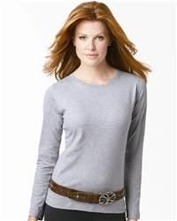 L.A.T Sportswear 3588 Ladies' Long Sleeve T-Shirt