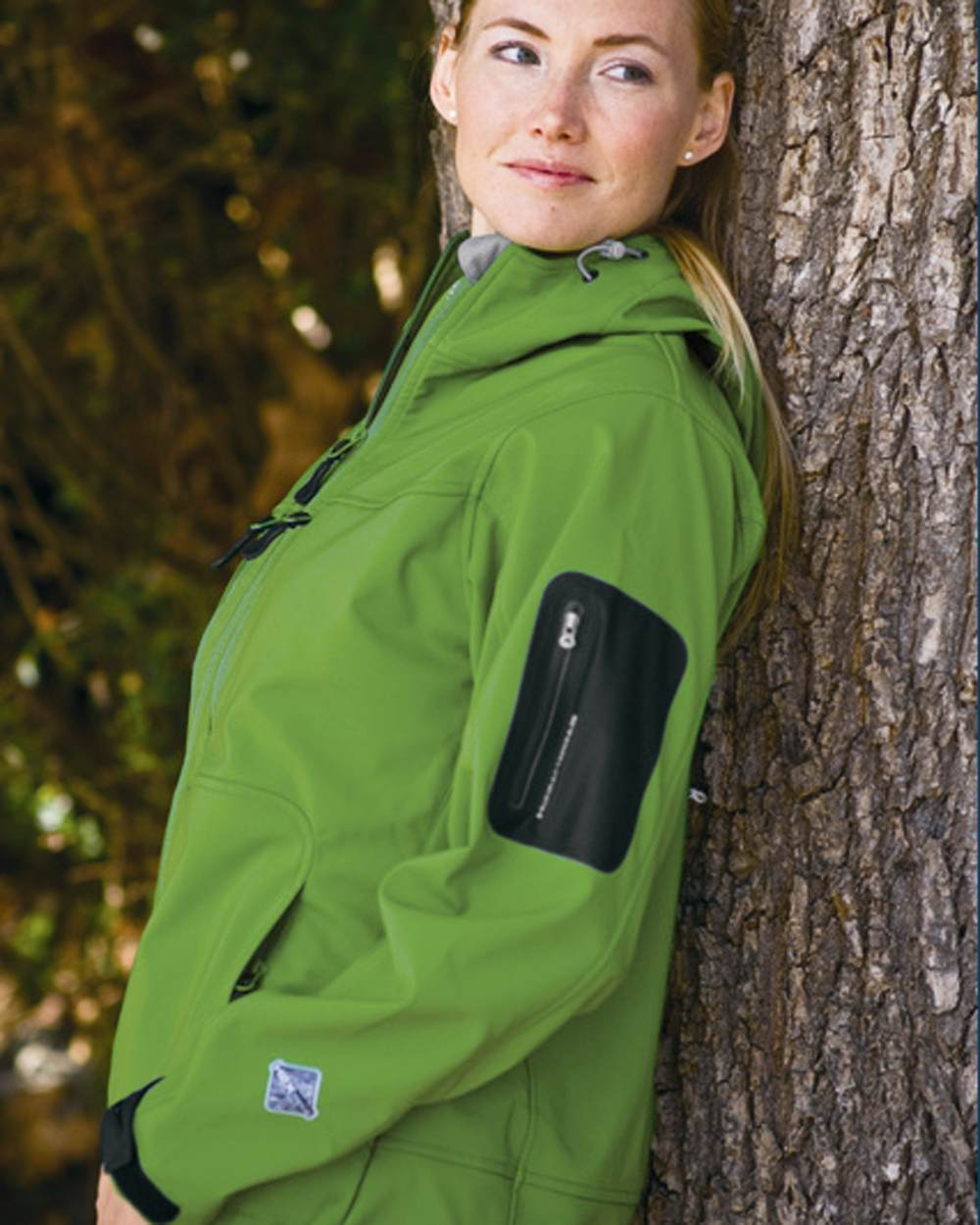 Stormtech HS-1W Ladies' Epsilon H2XTREME Hooded Softshell ...