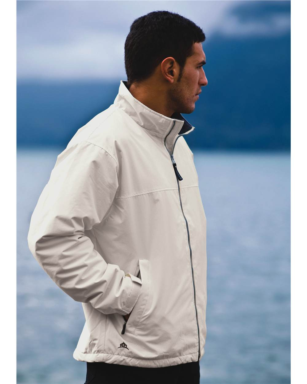 Stormtech XF-1 Micro-Fleece Lined Nylon Jacket