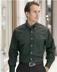 Van Heusen 13V0521 Long Sleeve Baby Twill Shirt