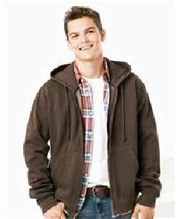 Weatherproof 7669 Weatherwash Full-Zip Hooded Sweatshirt