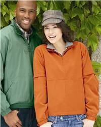 Weatherproof W630 Ladies' Zip-Off Sleeve Windshirt