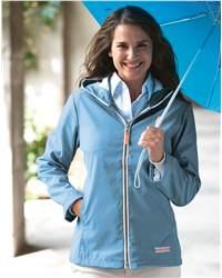 Weatherproof W931 Ladies' Outdoor Hooded Raincoat