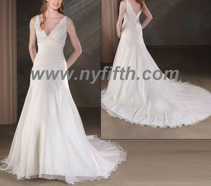 custom bridal dress