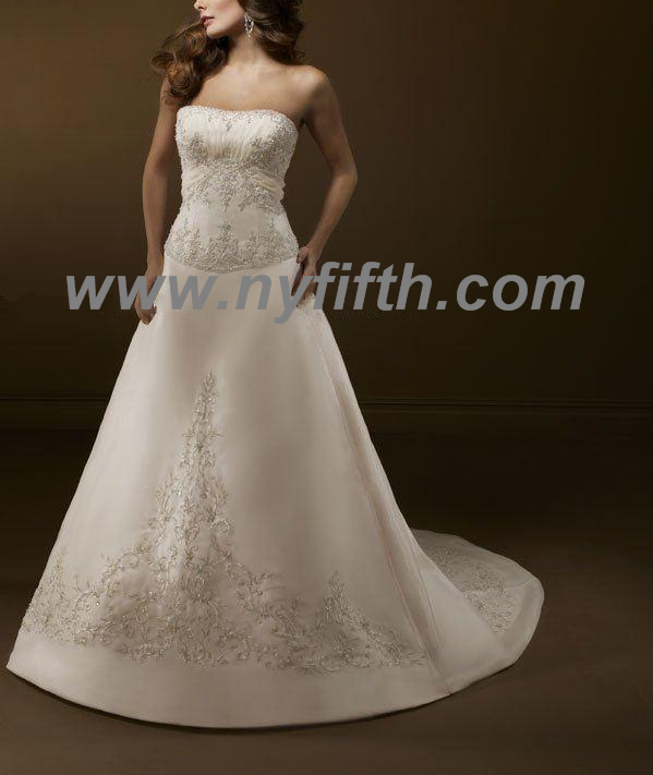Fashional Bridal Wedding Gown