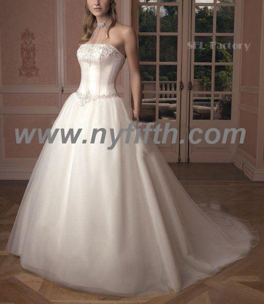 Fashional Bridal Wedding Gown