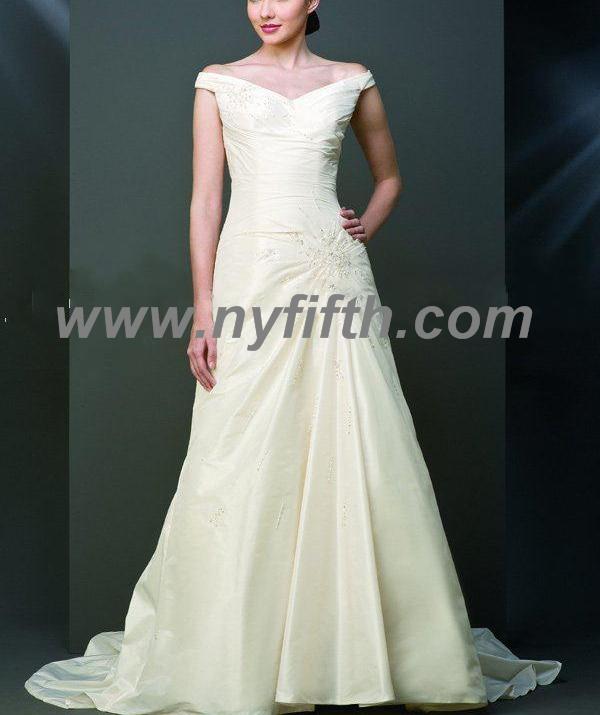 Fashional Wedding Gown