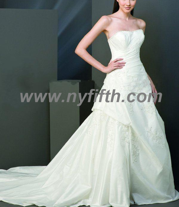 Fashional Wedding Gown