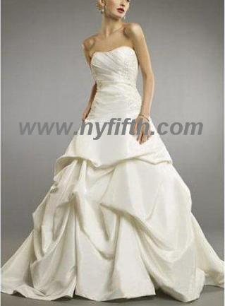 Latest custom Bridal Gown