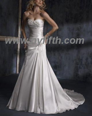 Latest custom Bridal Gown