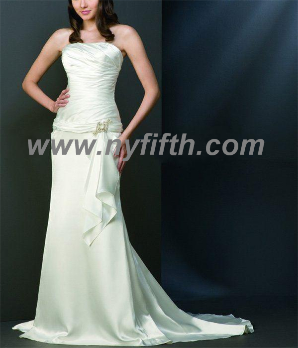New custom Bridal Gown