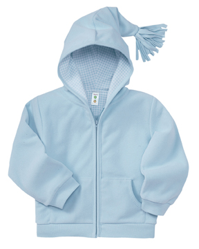Apples & Oranges KA156 Infant's Sammi Fleece Hoodie