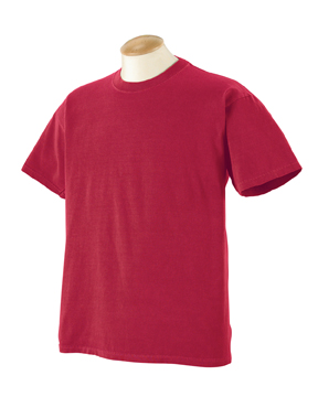 Authentic Pigment 1969Y - Youth 5.6 oz. Pigment-Dyed & Direct-Dyed Ringspun T-Shirt