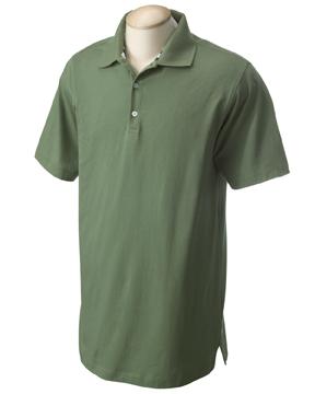 Devon & Jones D115 男士优质长绒棉平纹布 PoloT恤