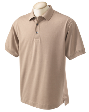 Devon & Jones D190 Men's Oxford Polo