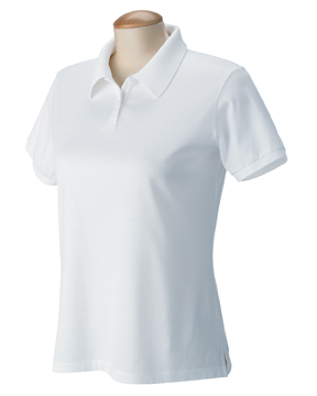 Devon & Jones D360W Ladies' Malvern Jersey Solid Polo