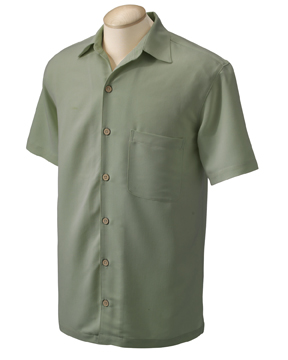 Devon & Jones D670 Men's Isla Camp Shirt