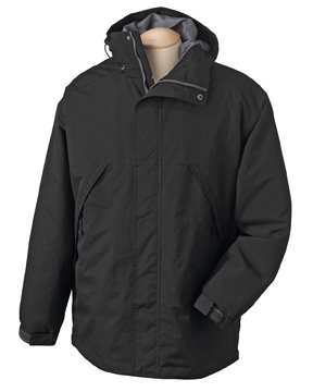 Devon & Jones D735 Men's Three-Season Sport Parka