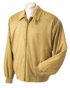 Devon & Jones DG705 Men's Miracle Microsuede Jacket