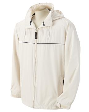 Devon & Jones DG795 男士全拉链防风保暖外套