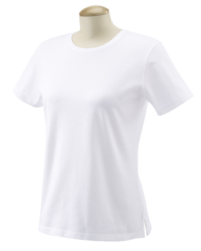 Devon & Jones DP155W Ladies' Stretch Jersey T
