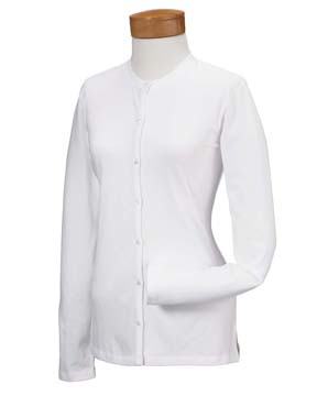 Devon & Jones DP170W Ladies' Stretch Jersey Long