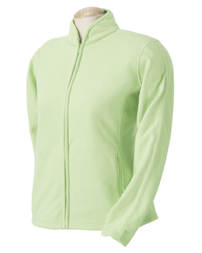 Devon & Jones DP945W Ladies' Plush Fleece Jacket