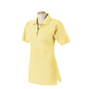 Harvard Square HS152 Ladies' 100% Piqu  Sport Shirt